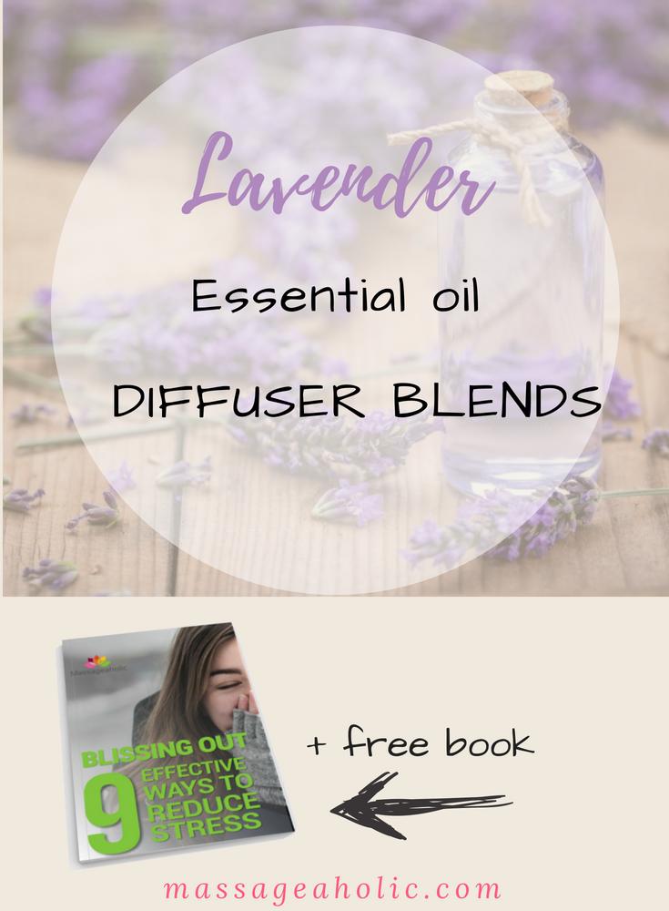 lavender essential oil, lavender blends, diffuser blends, #lavender, #relaxing, #essentialoils