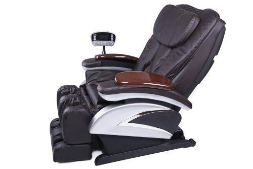 Full Body Shiatsu Brown Massage Chair