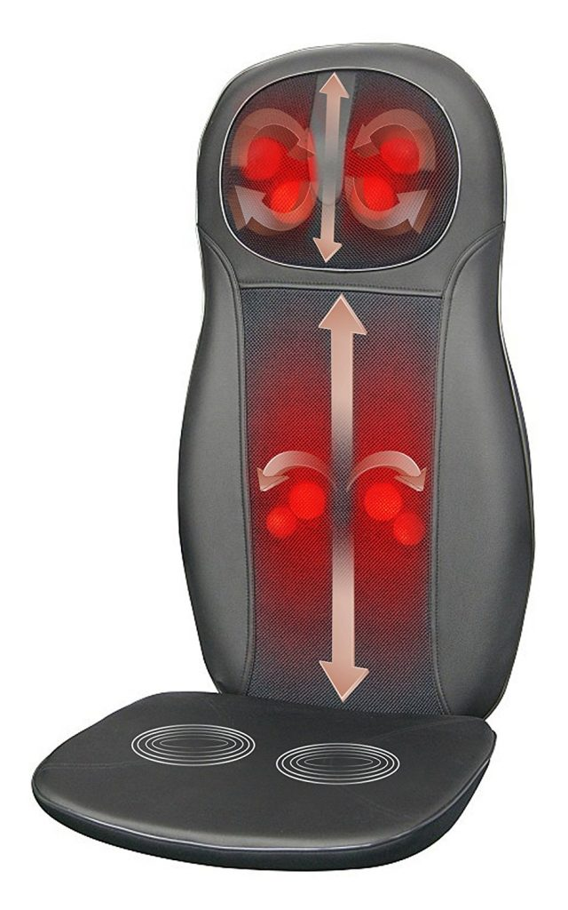 Zyllion ZMA14 Shiatsu Features