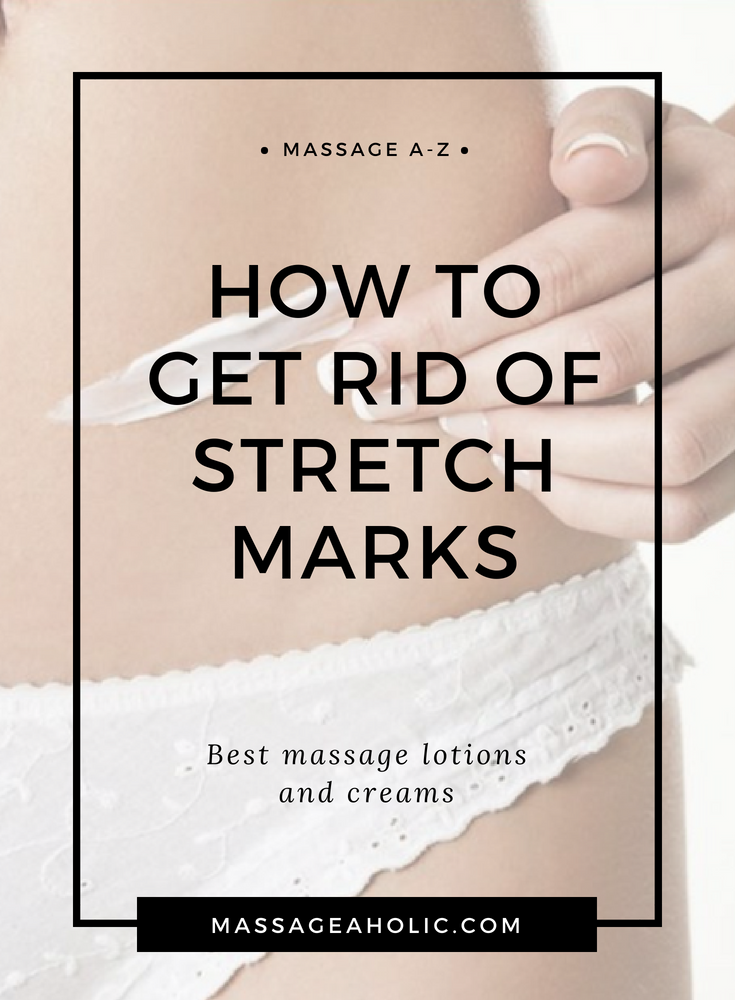 Best massage lotions for stretch marks