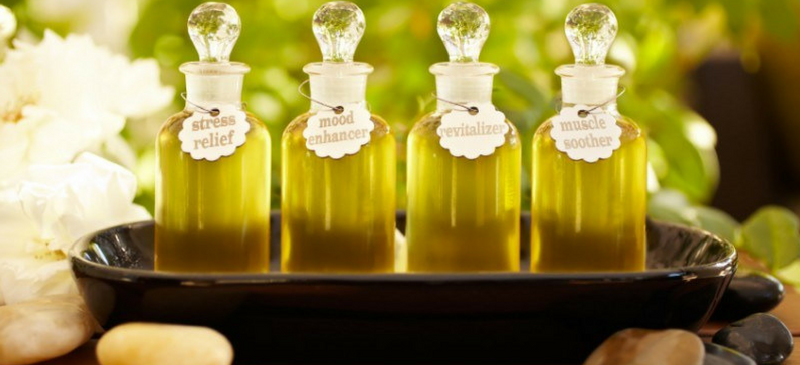 Homemade massage oil recipes