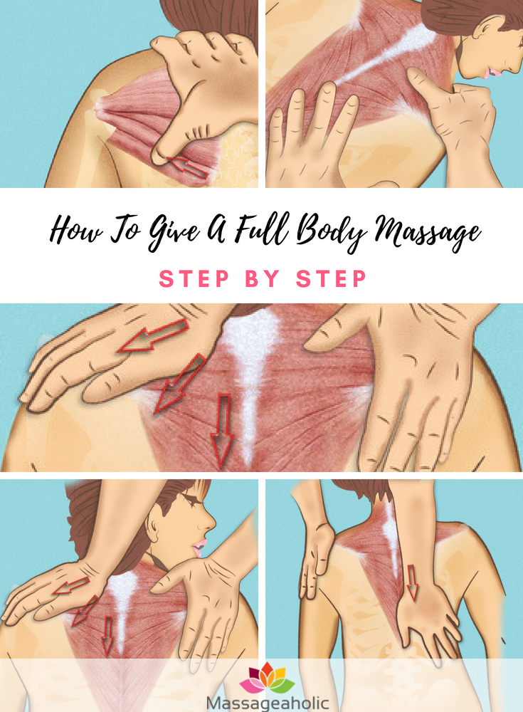 how to massage