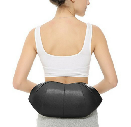 Naipo Shiatsu Back and Neck Massager with He