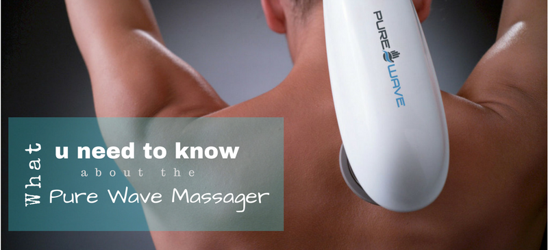 Pure Wave Massager
