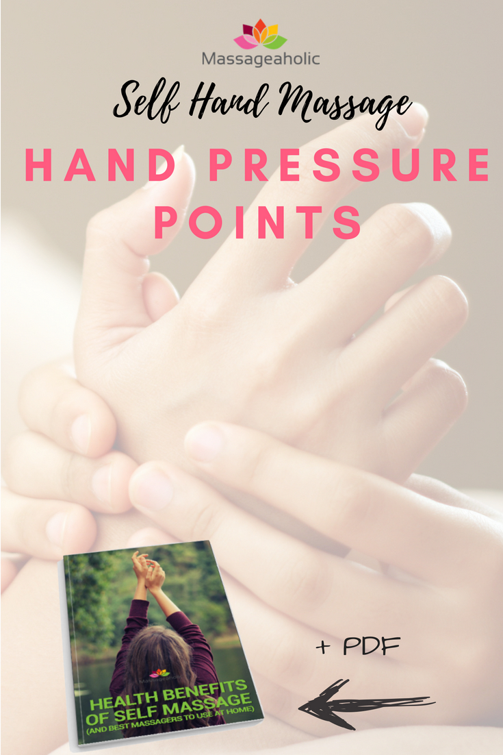 How To Give A Hand Massage? Hand Pressure Points