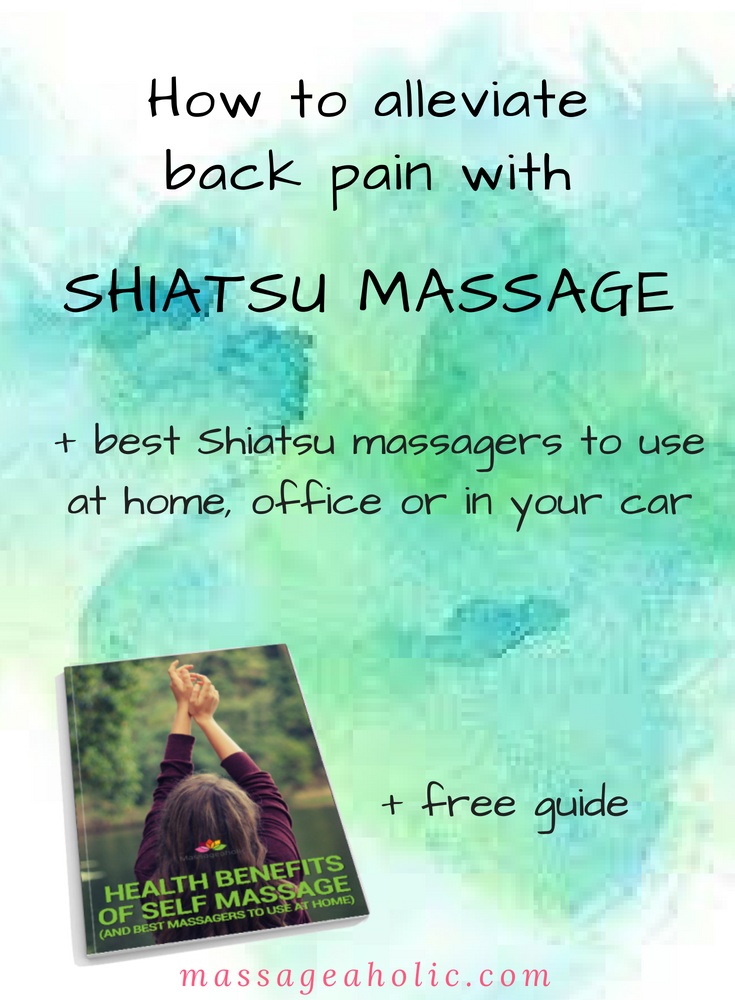 Shiatsu back massagers, back pain, lower back pain, upper back pain, best back massagers