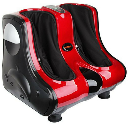 HM Relax Shiatsu Foot and Calf Massager