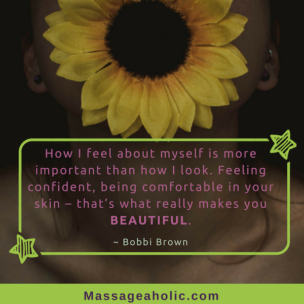 Self-care quote Bobby Brown