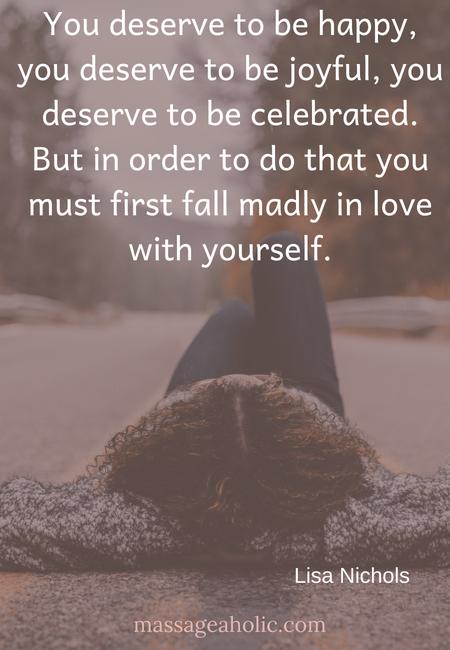 Self care, self love quote #SelfLove