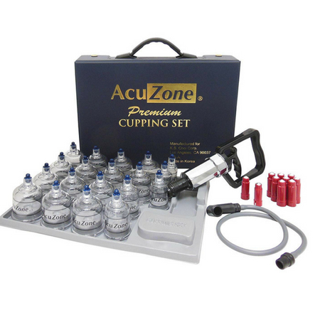Acuzone Cupping Set