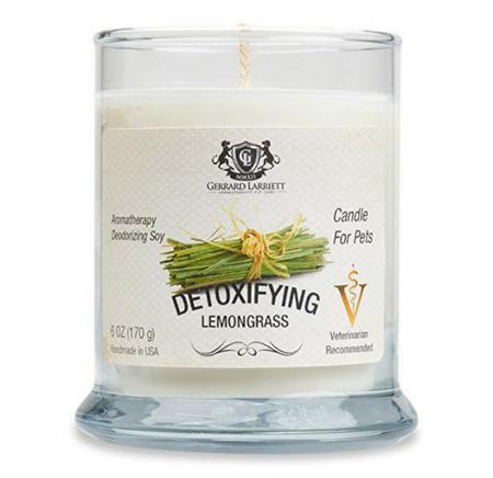 Aromatherapy Deodorizing Soy Candle