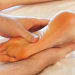 Foot massage benefits, tutorial