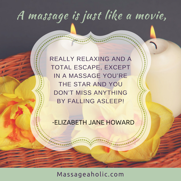 Massage quote and humor 2