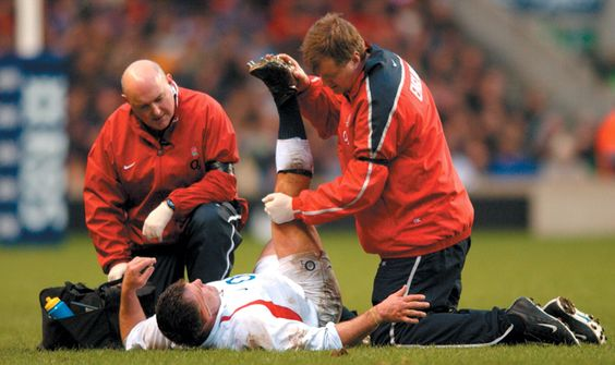 Sports common injuries