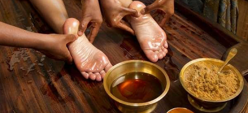 Ayurvedic massage benefits