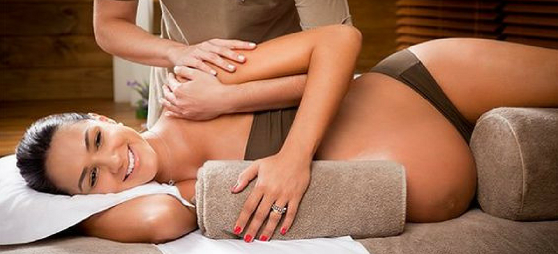 How Prenatal Massage Benefits Both Moms & Babies
