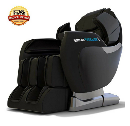 Medical Breakthrough (MB) L-Track The MB 4 Massage Chair