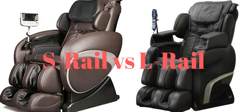 S-Rail versus L-Rail systems