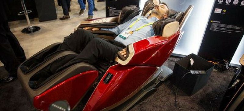 The Best Massage Chair Brands