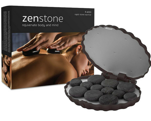 Zenstone Hot Stone Massage kit (1)