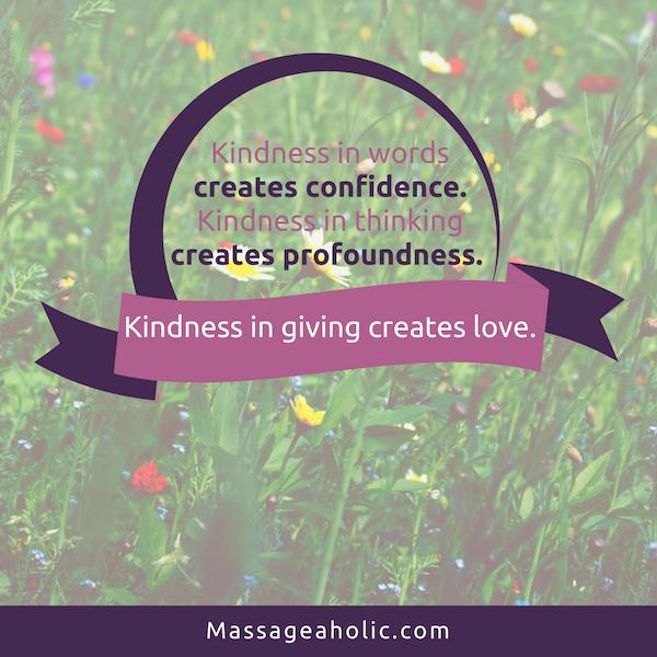 Lao Tzu Quote Kindness