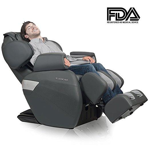 Zero Gravity Shiatsu Massage Chair With Heat