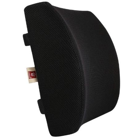 LoveHome Memory Foam Lumbar Back Support Cushion