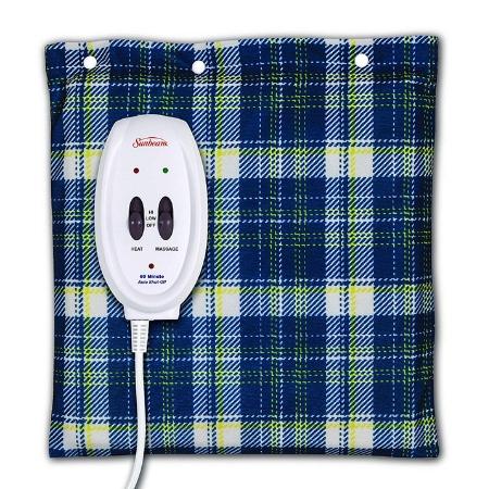 Sunbeam Flexi-Soft Massaging Heating Pad