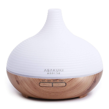 ASAKUKI 300ml Premium Essential Oil Diffuser