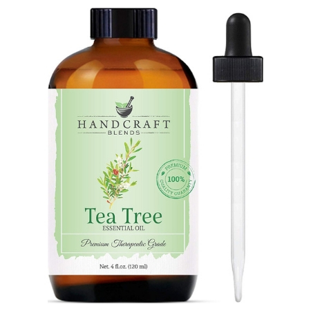 Handcraft Blends Tea Tree Essential Oil 4oz