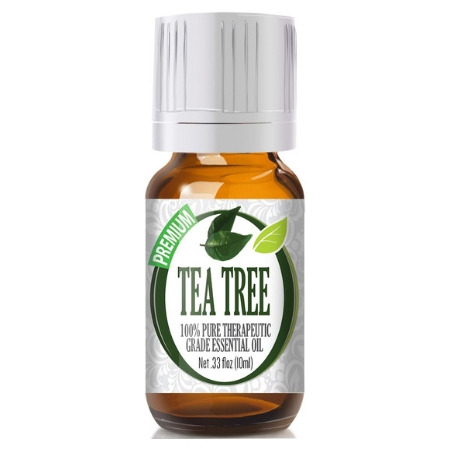 Healing Solutions 100% Pure Tea Tree Oil