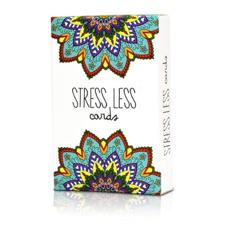 Stress Less Cards by Sunny Present