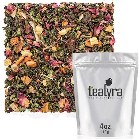 Tealyra's Berry Rose Slenderize tea