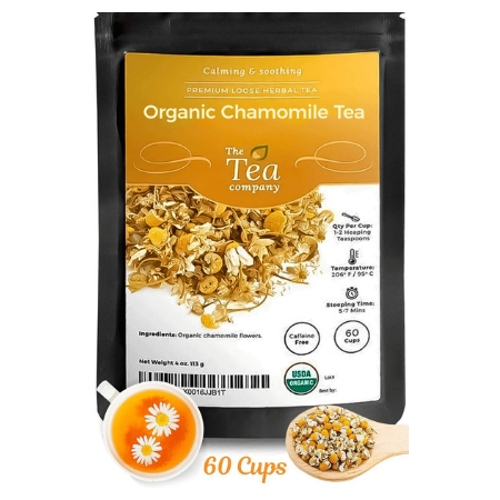 The Tea Company Organic Chamomile Tea