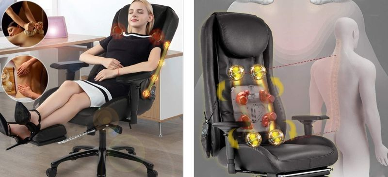 BestMassage Massage Office Chair Review
