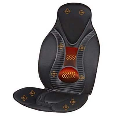 Five S Vibration Heated Massage Seat Cushion