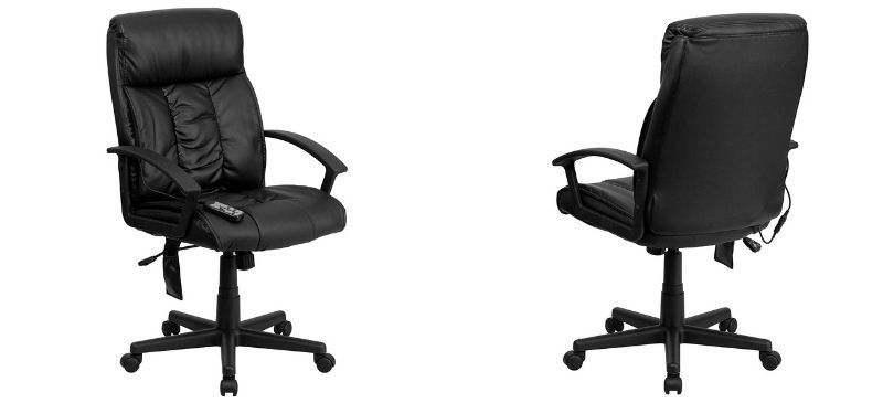 Flash Furniture Massage Office Chair Review (1)