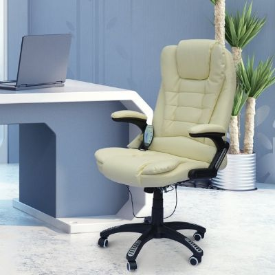 Homcom Massage Office Chair
