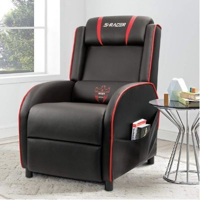 Homeall Gaming Recliner Massage Chair