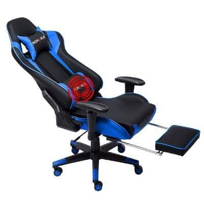 Kokaxus Large Size Massage Gaming Chair