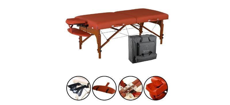 Master Massage Santana Portable Table Review