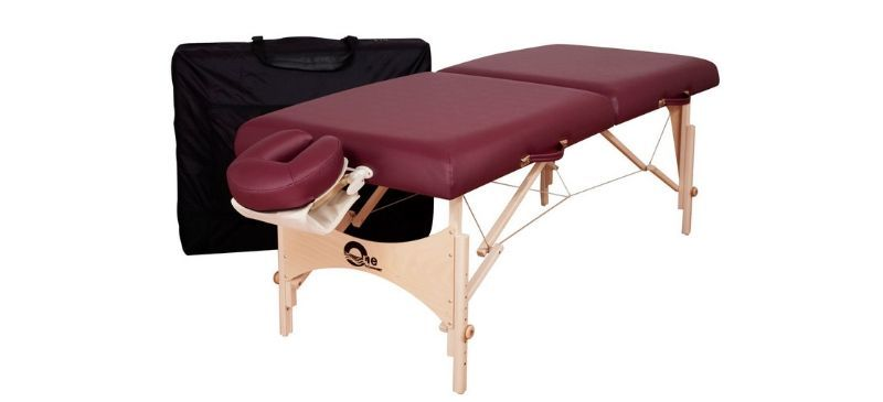 Oakworks Portable Massage Table Package