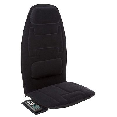 Relaxzen 10 Motor Massage Seat Cushion