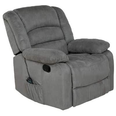 Relaxzen Massage Rocker Recliner With Heat and USB