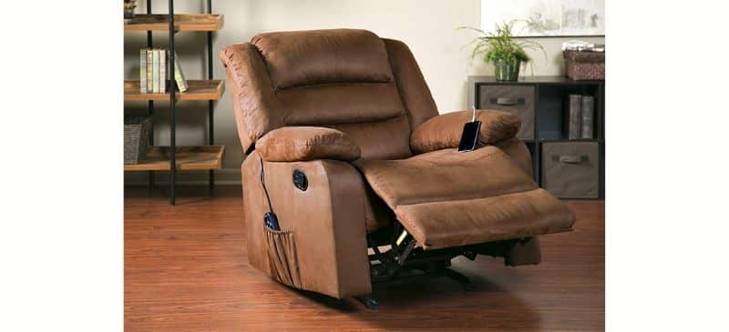 Relaxzen rocker massage recliner (1)