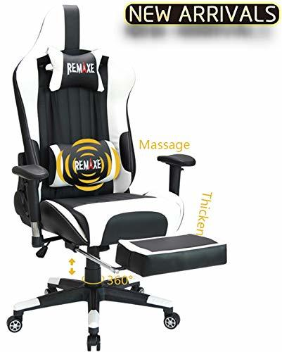 8.	Remaxe Large Size Massage Gaming Chair