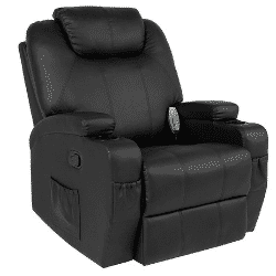 Swivel Electric Massage Recliner