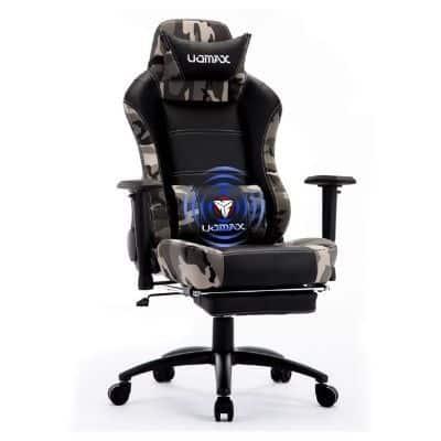 Uomax Reclining Massage Gaming Chair