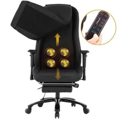 Cool 10 Best Ergonomic Massage Office Chairs Get A Massage At Creativecarmelina Interior Chair Design Creativecarmelinacom