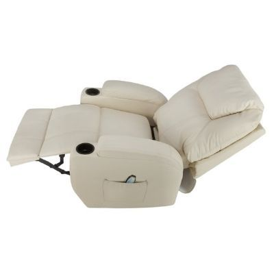 Homegear Recliner with 8 point massage
